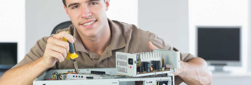 formation domicile maintenance informatique
