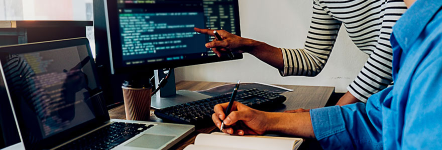 Créer et référencer un site internet